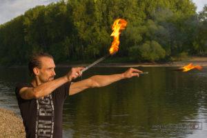 TroPhoto Crazy Burning Devils